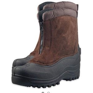 Itasca   Men's  Waterproof  Thinsulate Snow Boots